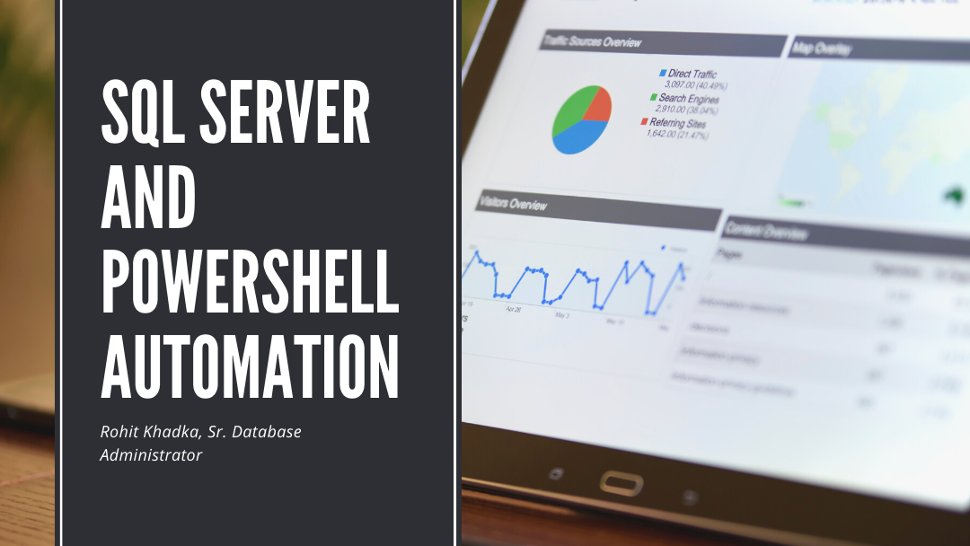 SQL Server and PowerShell Automation – DBATools